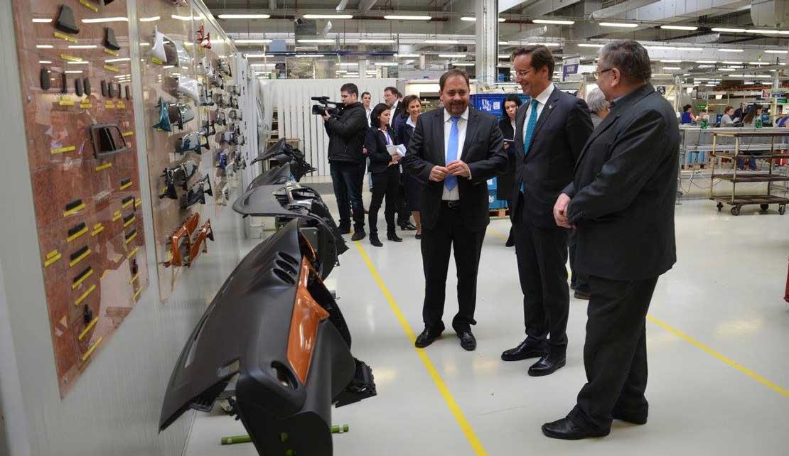 A Jász-Plasztik 2,4 milliárd forintos beruházással új munkahelyeket hozott létre