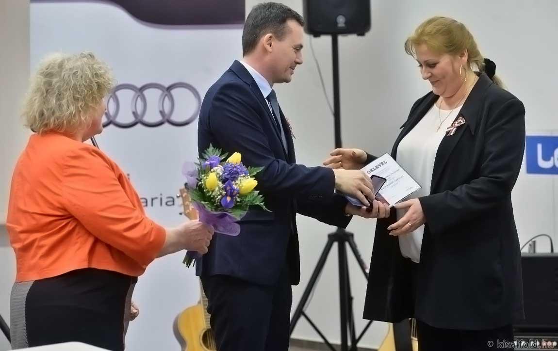 Megyei elismerés a Magyar Sajtó Napján