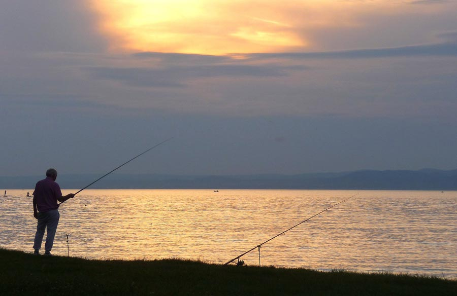 Erősítik a balatoni horgászturizmust