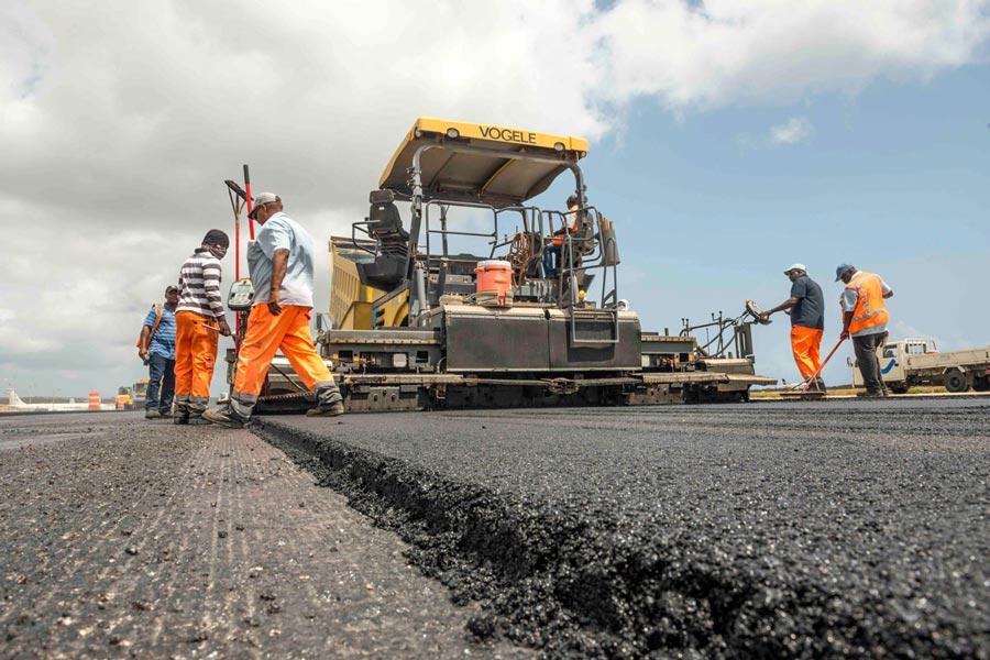 Felújították a Galyatetőre vezető út 1,8 kilométeres szakaszát