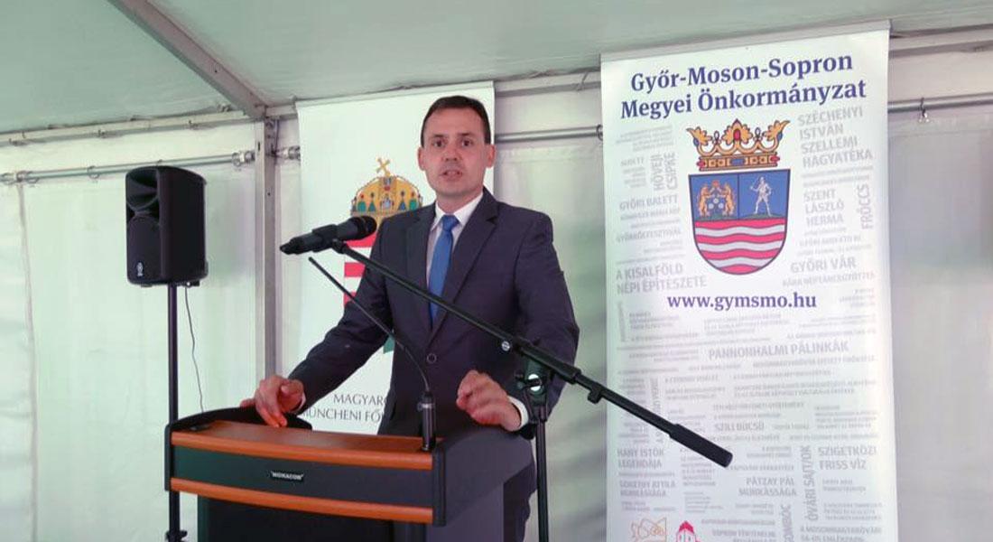 Különleges gazdasági övezet létesítését kezdeményezték Mosonmagyaróváron