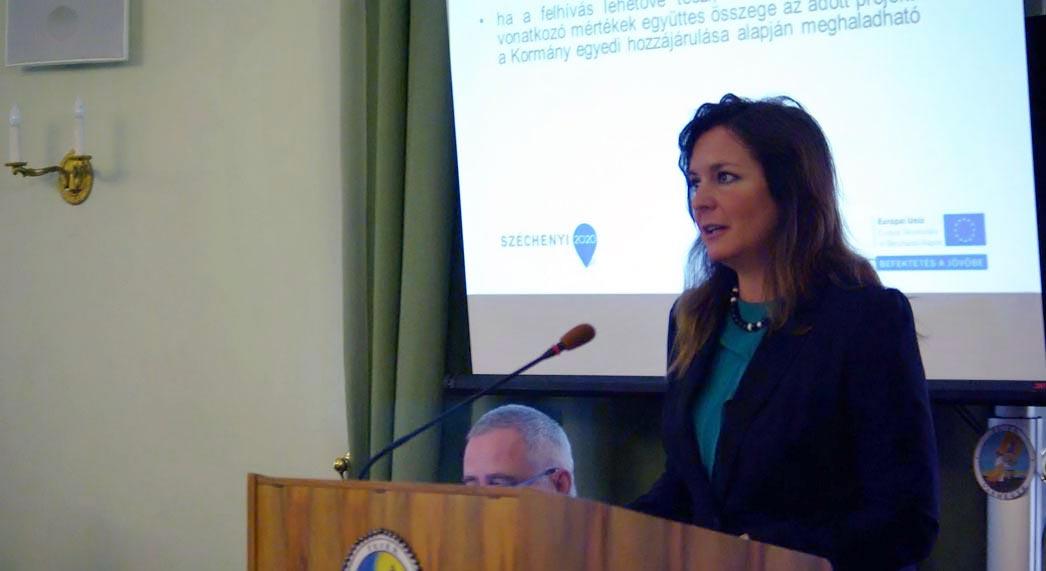 Komárom-Esztergomban eddig 12 milliárdot fizettek ki a TOP támogatásaiból