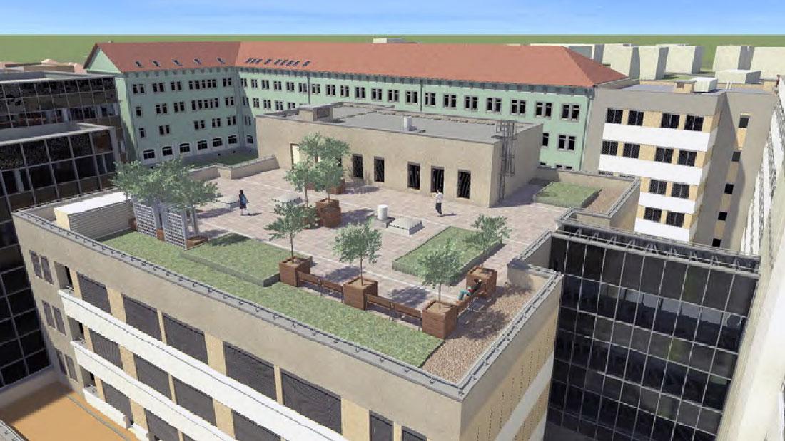 Folytatódik a Zala Megyei Szent Rafael Kórház fejlesztése