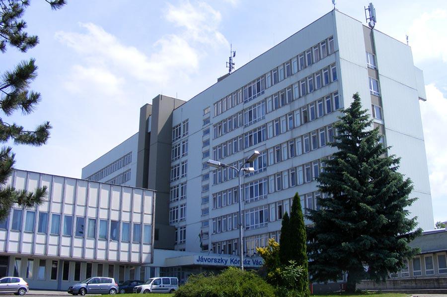 Több fejlesztés valósult meg 106 millió forint összértékben a váci kórházban