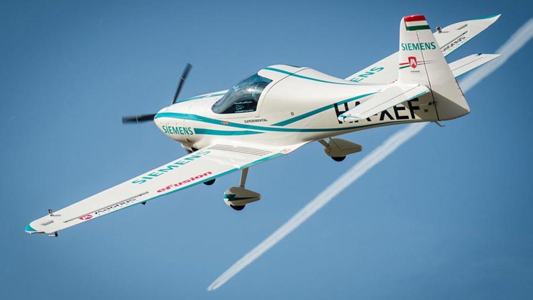 Repülőgépgyárat épít Pécsen a Magnus Aircraft