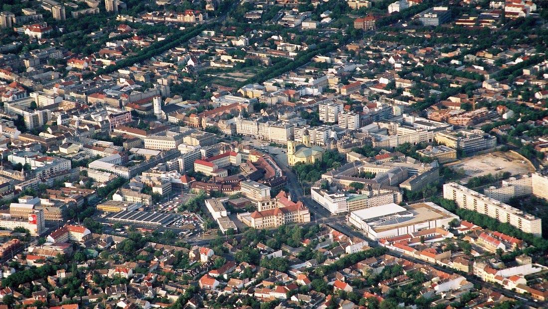 A hajdú-bihari önkormányzat nemzetközi kapcsolatrendszerével is támogatja Debrecen EKF-pályázatát