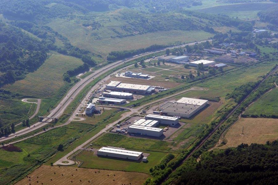Logisztikai beruházással bővül a pátyi ipari park