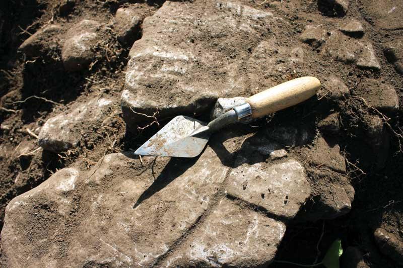 Árpád-kori épületmaradványok is előkerültek az egri vár területén elvégzett ásatásokon
