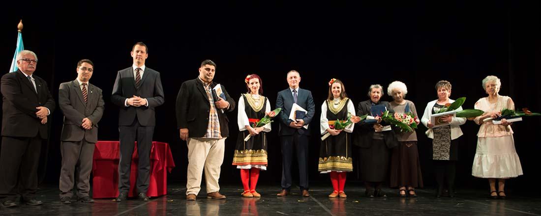 Öt nemzetiségi elismerést adtak át Szarvason