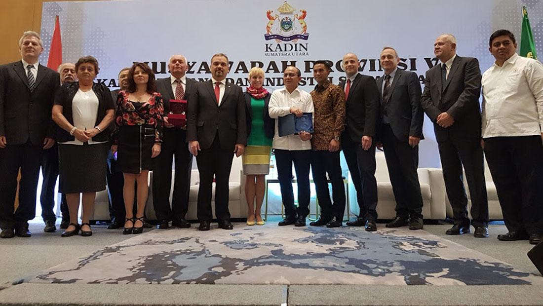 Megújult az együttműködés Békés megye és Észak-Szumátra Tartomány között