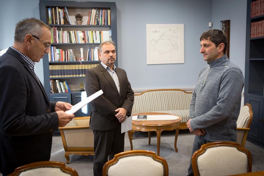 Egy tagot és két póttagot választottak a Békés Megyei Területi Választási Bizottságba