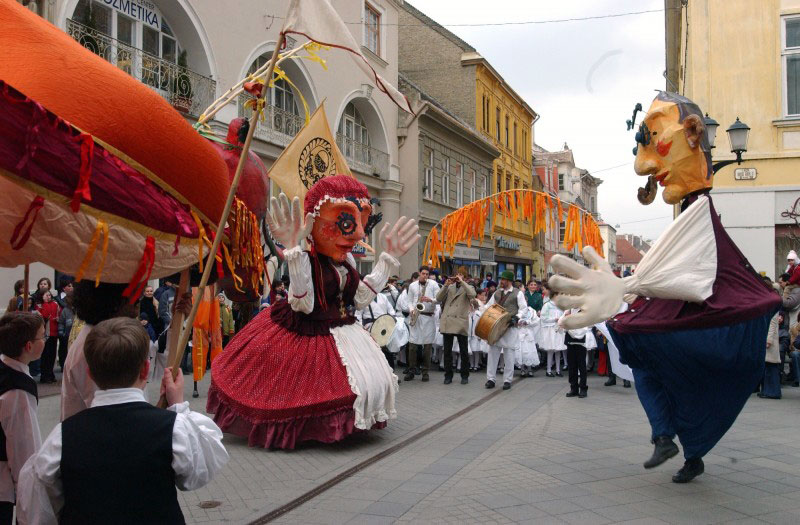 Változatos programok a Győri Tavaszi Fesztiválon