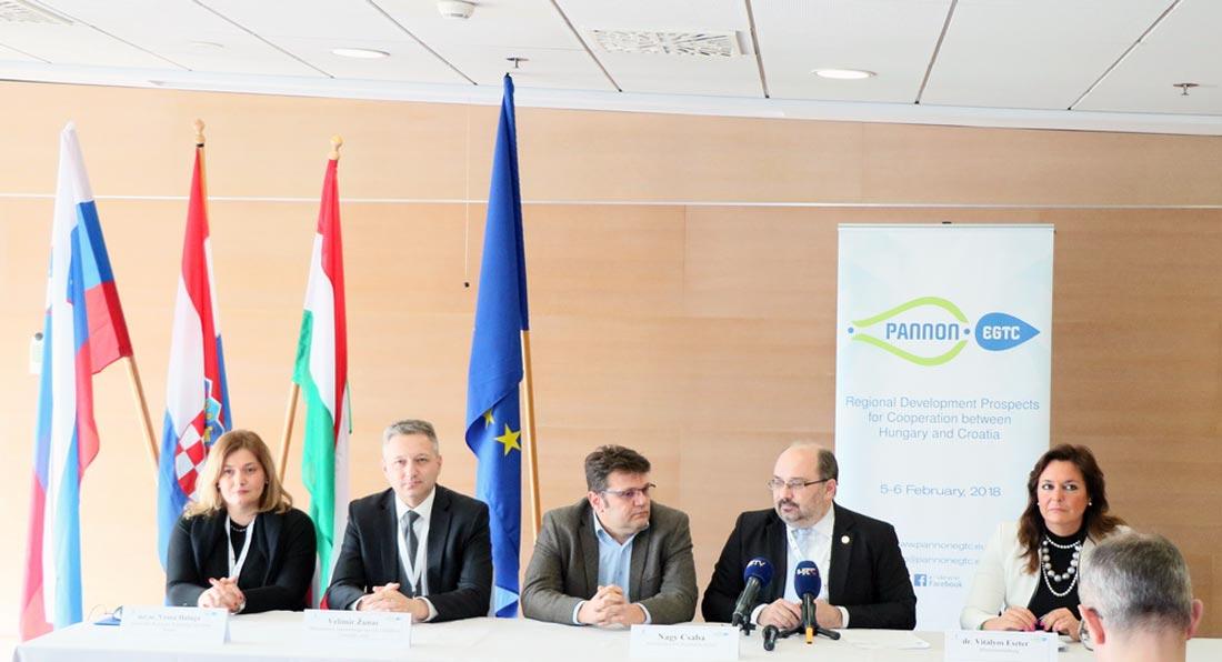 Sikeres volt a Pannon Európai Területi Tanács nemzetközi konferenciája