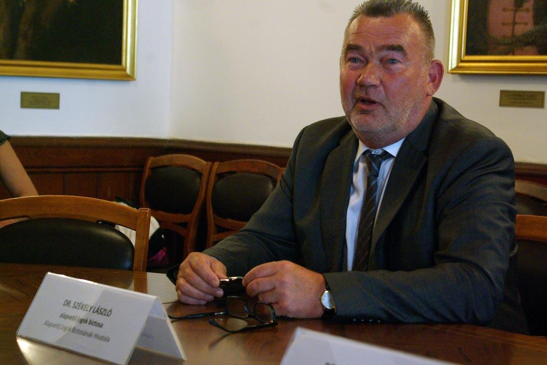 Csongrád megyében folytatja panasznapsorozatát az ombudsman
