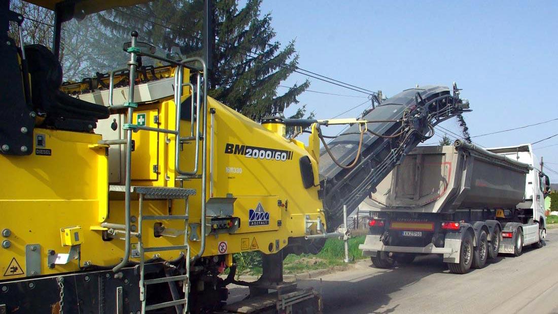 Szabolcs-Szatmár-Bereg megyében idén 163 kilométernyi közutat újítanak fel