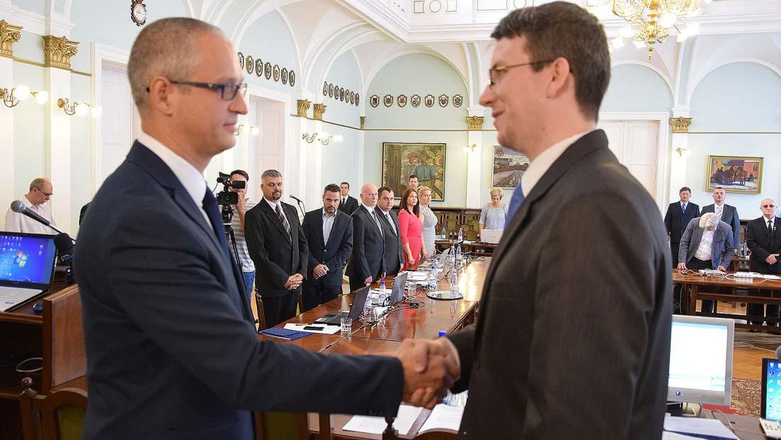 Piroska Miklós lett a Jász-Nagykun-Szolnok Megyei Közgyűlés elnöke