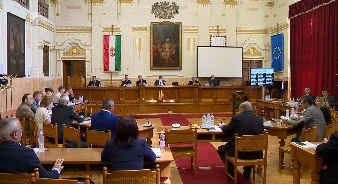Beszámolókat fogadtak el, díszokleveleket adtak át Szabolcs-Szatmár-Beregben