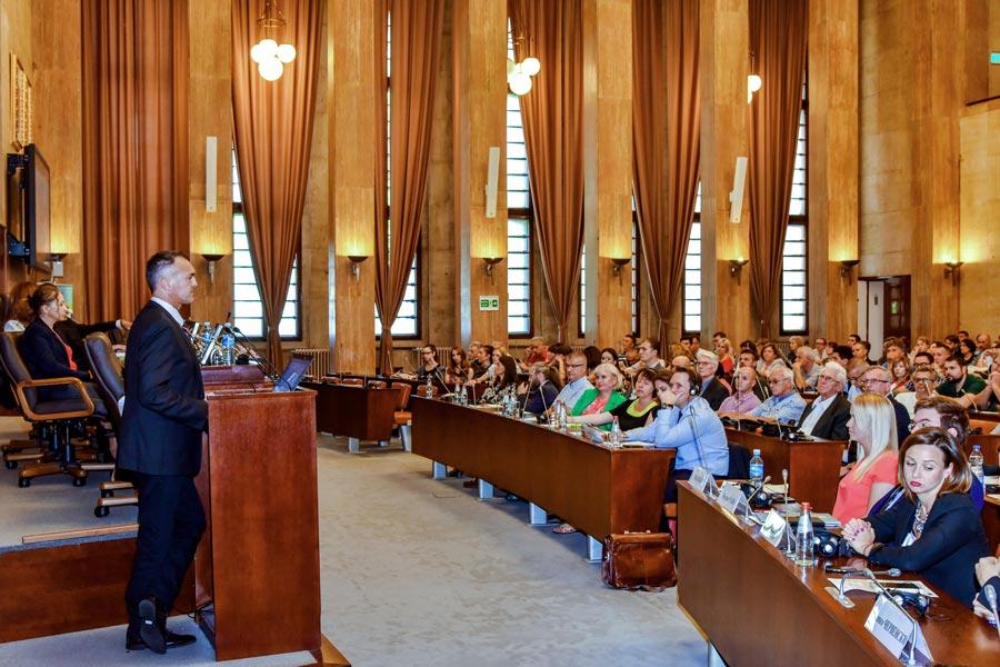 A Vállalkozásfejlesztési Tanács ülése