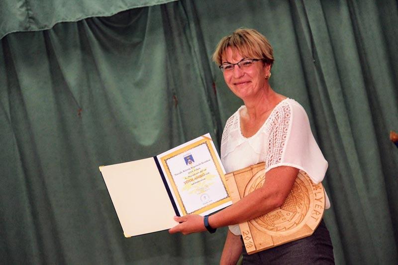 Komárom-Esztergom megye hangja vehette át a Naszályért-díjat