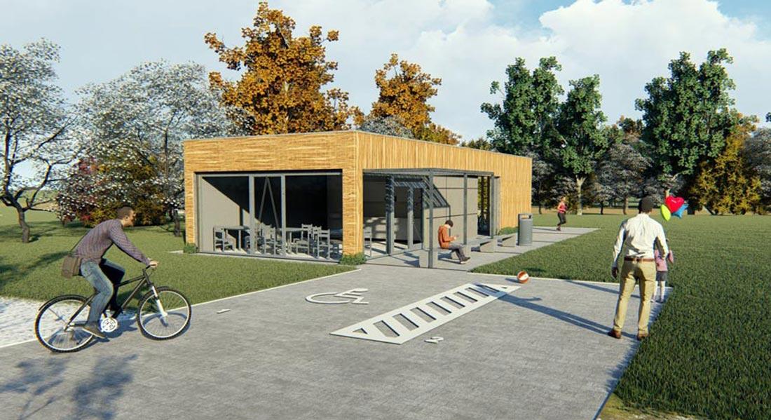 400 millió forintos kerékpáros fejlesztés kezdődik a Sión