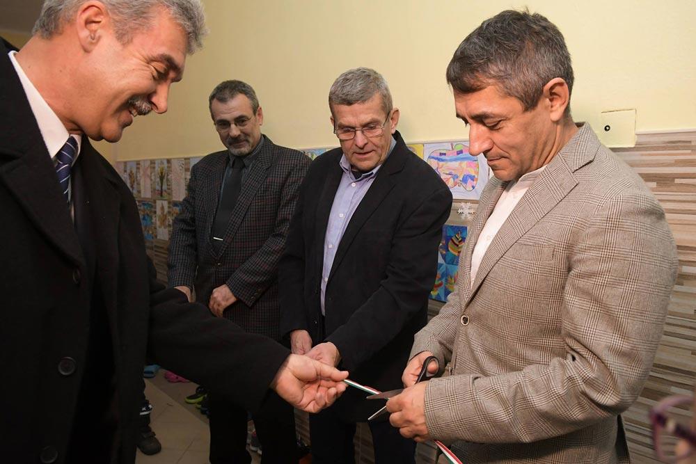 176 millió forintból újult meg a kurdi általános iskola és óvoda