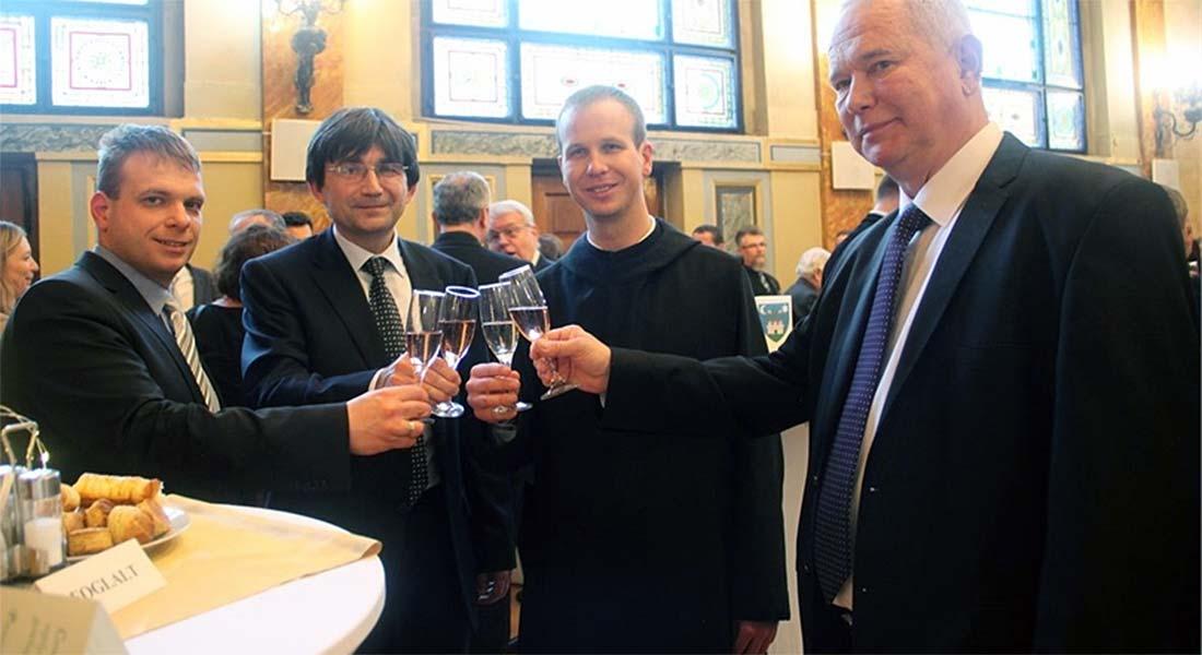 Hagyományos évindító fogadást tartott a Veszprém Megyei Önkormányzat