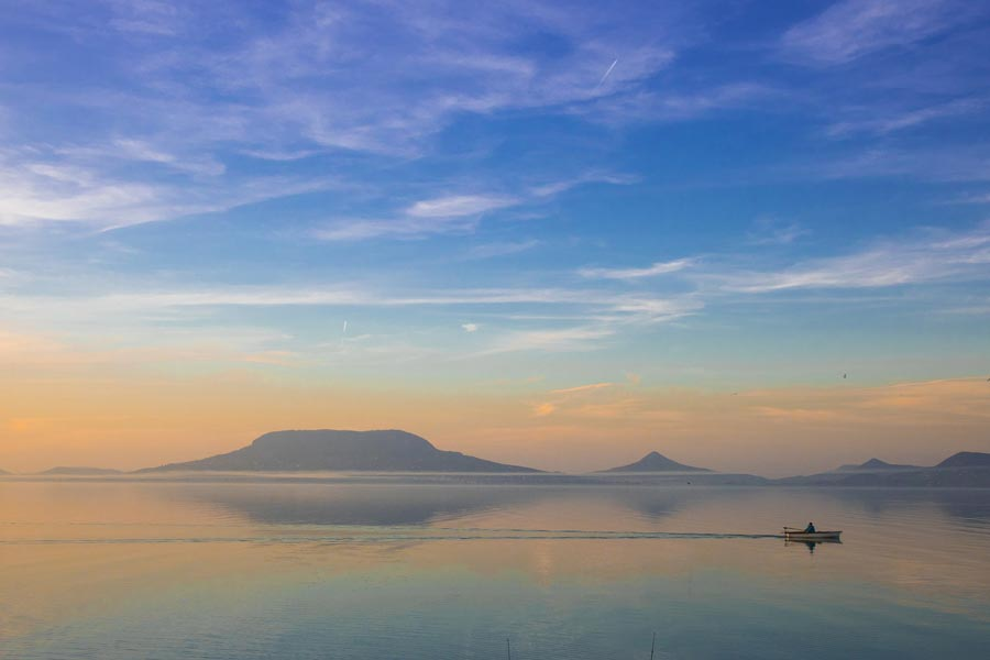 Az éghajlatváltozás Balatonra gyakorolt hatásait vizsgálja az OVF
