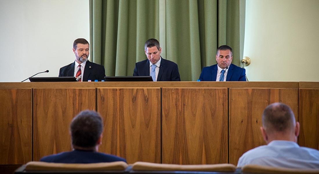 Tizenhárom napirendi pontot vitatott meg a Fejér Megyei Közgyűlés