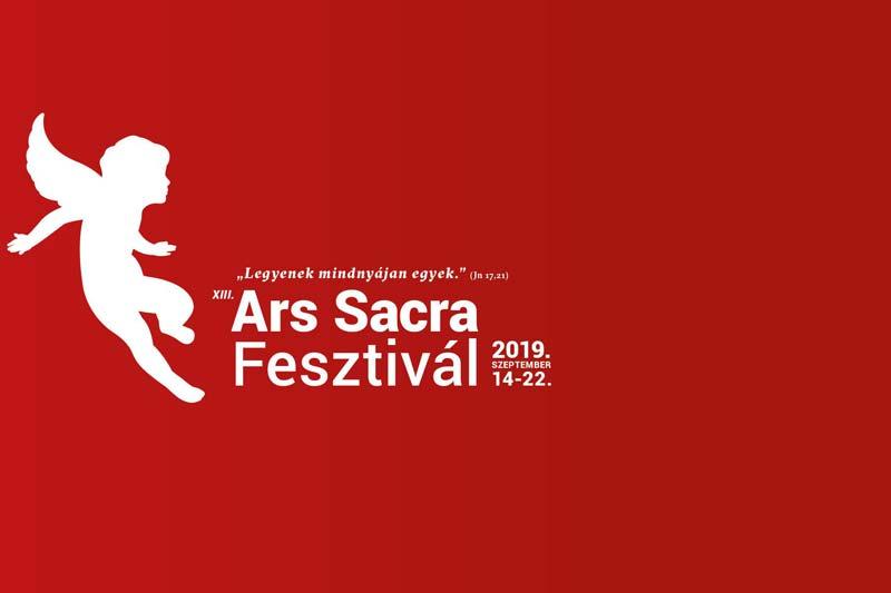 Tizenharmadik alkalommal rendezik meg az Ars Sacra Fesztivált
