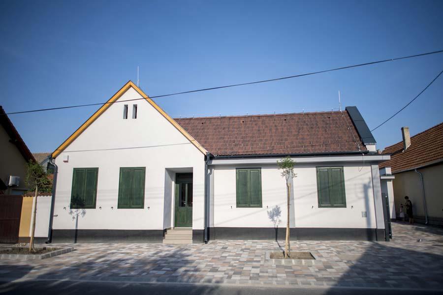 Sokac Házat adnak át Mohácson