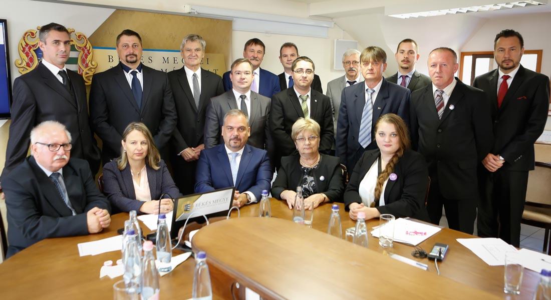 Ismét Zalai Mihály lett a Békés Megyei Közgyűlés elnöke