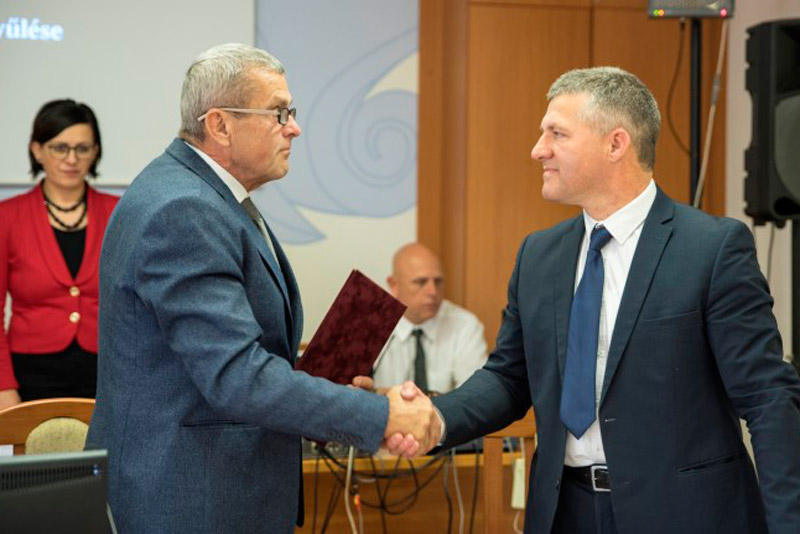 Orbán Attila lett a Tolna Megyei Közgyűlés alelnöke