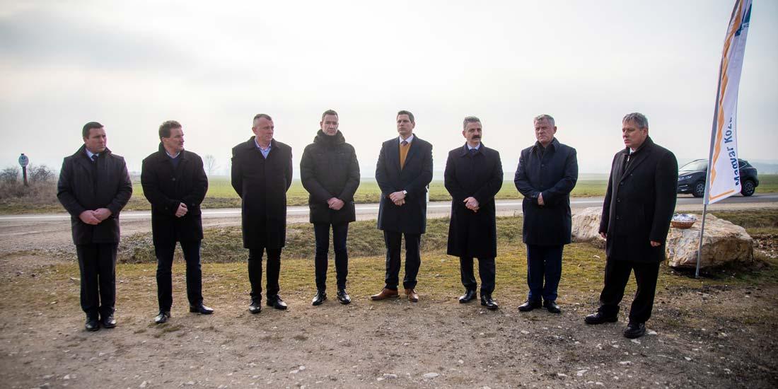 1,4 milliárd forintos TOP forrásból készült el a Sörédet Csákvárral összekötő útszakasz