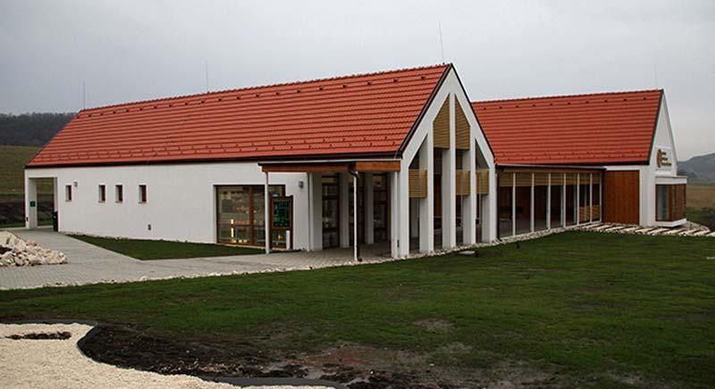Megnyitotta kapuit a Gerecse Natúrpark Látogatóközpont