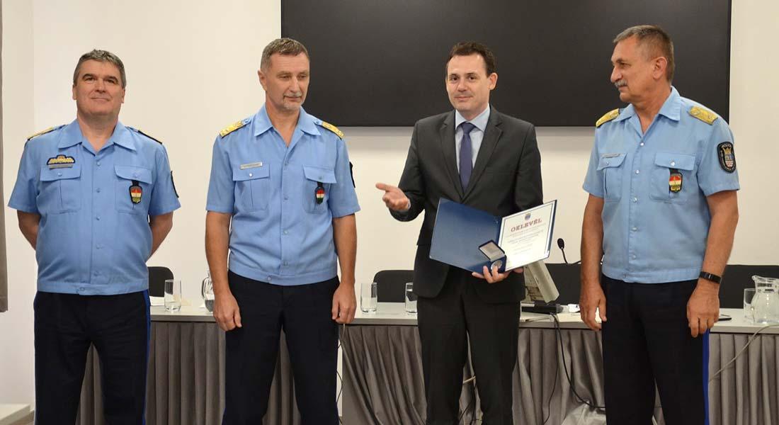 Dr. Urbán Zoltán László lehet az új megyei rendőr-főkapitány