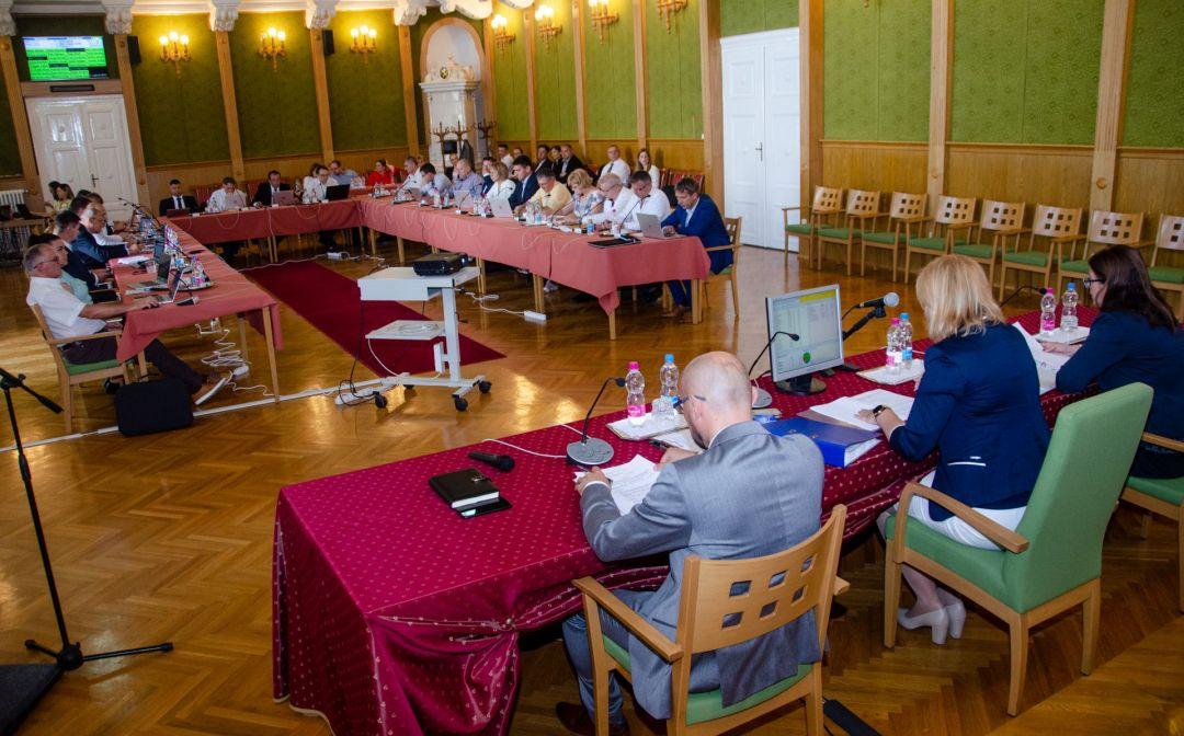 Ismét ülésezett a Borsod-Abaúj-Zemplén Megyei Közgyűlés