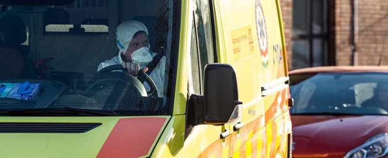 Tatán, Esztergomban és Tatabányán is vendégül látják az éhes mentősöket